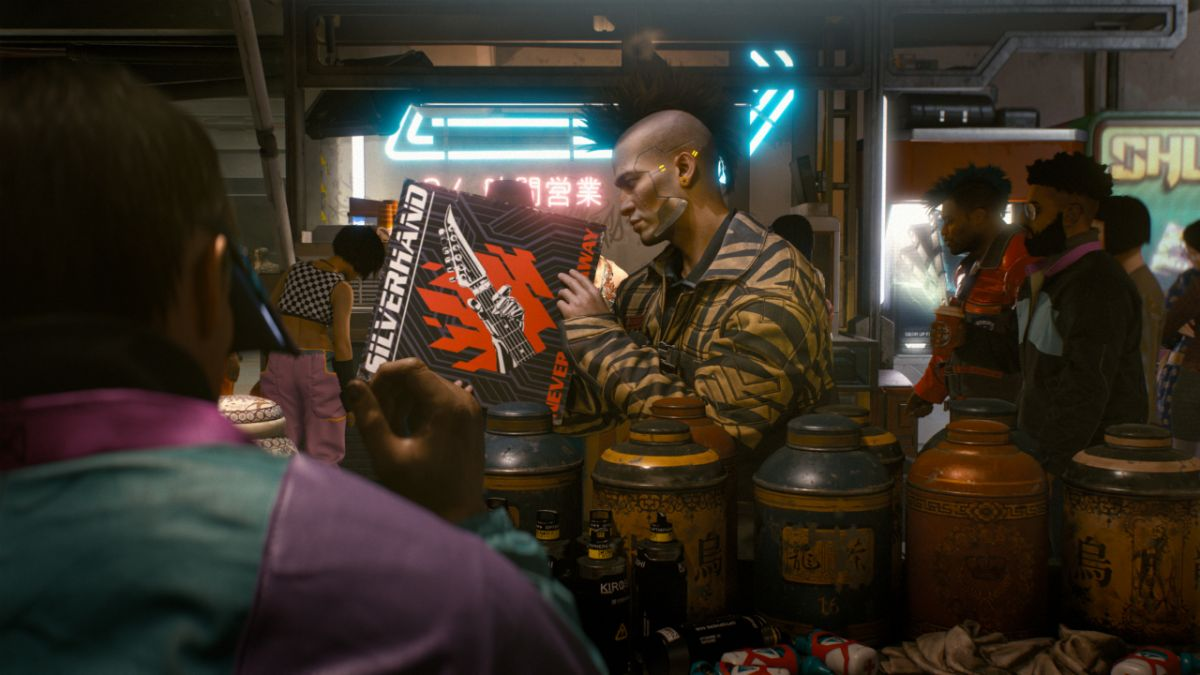 CD Projekt Red is planning The Witcher 3-like expansions for Cyberpunk 2077