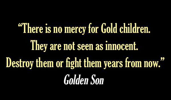 gold children