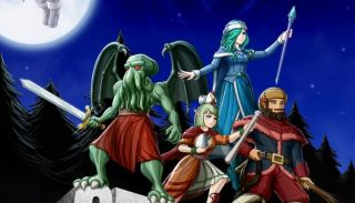 Save Christmas.Cthulhu Saves Christmas Sends Ol Tentacle Face On A Quest