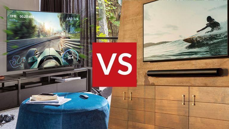 Samsung HW-Q800A vs Sonos Arc