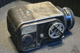 First Hasselblad Camera in Space
