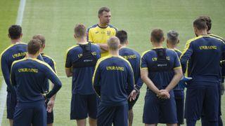 Romania Ukraine Euro 2020 Soccer