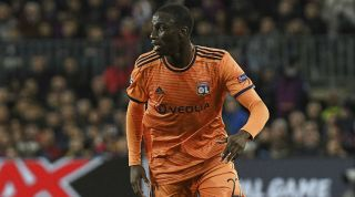 Ferland Mendy Olympique Lyon Real Madrid