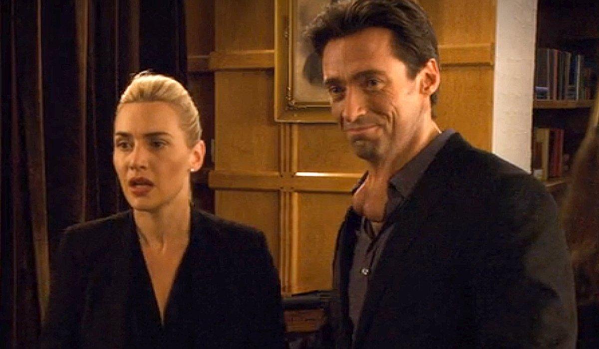 Movie 43 Kate Winslet and Hugh Jackman