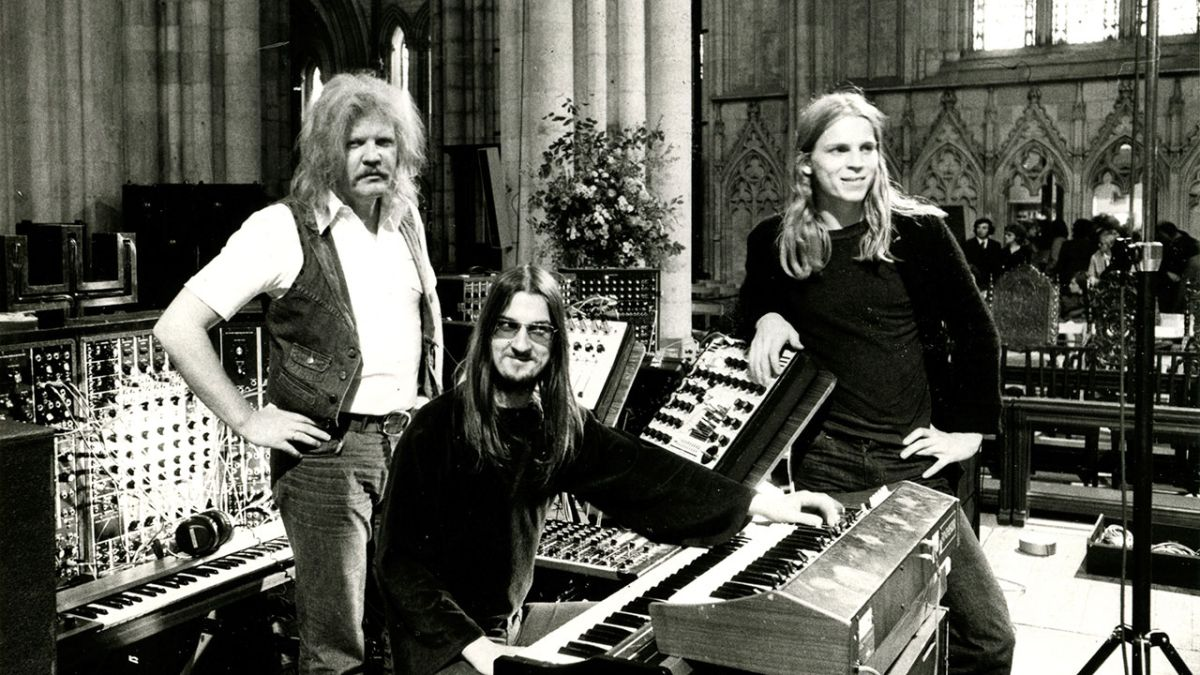 Tangerine Dream exhibition to open at the Barbican Library