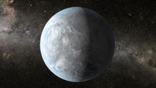 Kepler 62e Exoplanet