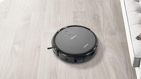 Ecovacs Deebot N79s Robotic Vacuum Cleaner Review Techradar