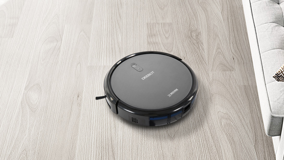 Ecovacs Deebot N79S Robotic Vacuum Cleaner review | TechRadar