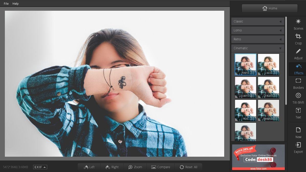 Fotor: best Online YouTube Thumbnail Makers