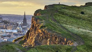 edinburgh and countryside