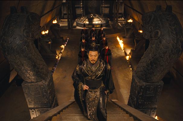 The Mummy Tomb of the Dragon Emperor Jet Li
