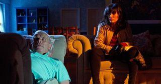 Hollyoaks Jack Osborne and Eva