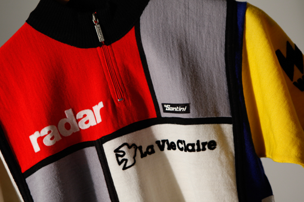 The fabric of cycling  A look at the peloton s most iconic jerseys ... 023b8f7ed