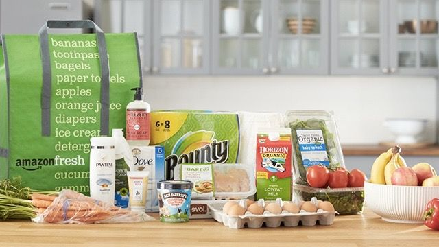 The best grocery delivery services: Amazon Fresh vs Walmart Grocery vs Instacart