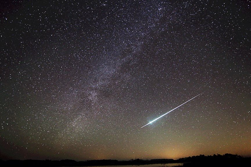 The Ursid meteor shower of 2020 is peaking now! Here's what to expect.