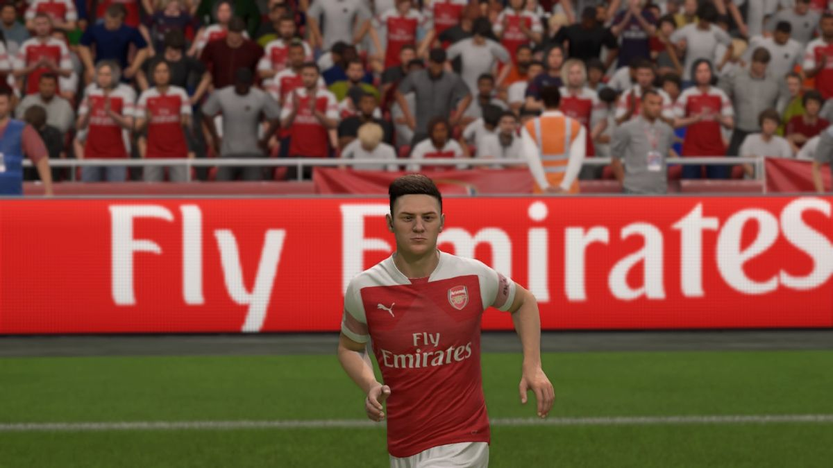 Kieran Tierney FIFA 19: Stats, overall, potential and more | GamesRadar+