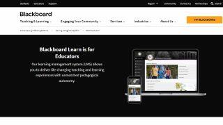 Blackboard Learn Review Listing