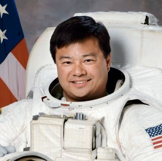 Leroy Chiao Portrait