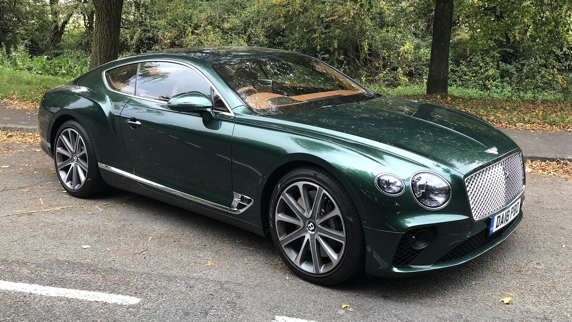 Naim For Bentley Premium Audio System 2019 Bentley Continental Gt