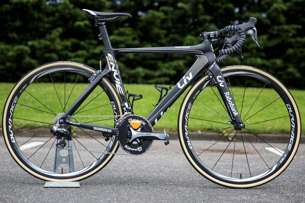 Pro Bike Marianne Vos S Liv Envie Advanced Cycling Weekly