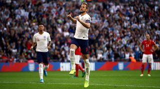 Harry Kane England captain