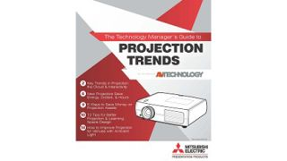 The Technology Manager's Guide to Projection Trends