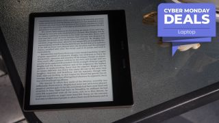 Kindle Oasis Cyber Monday deal