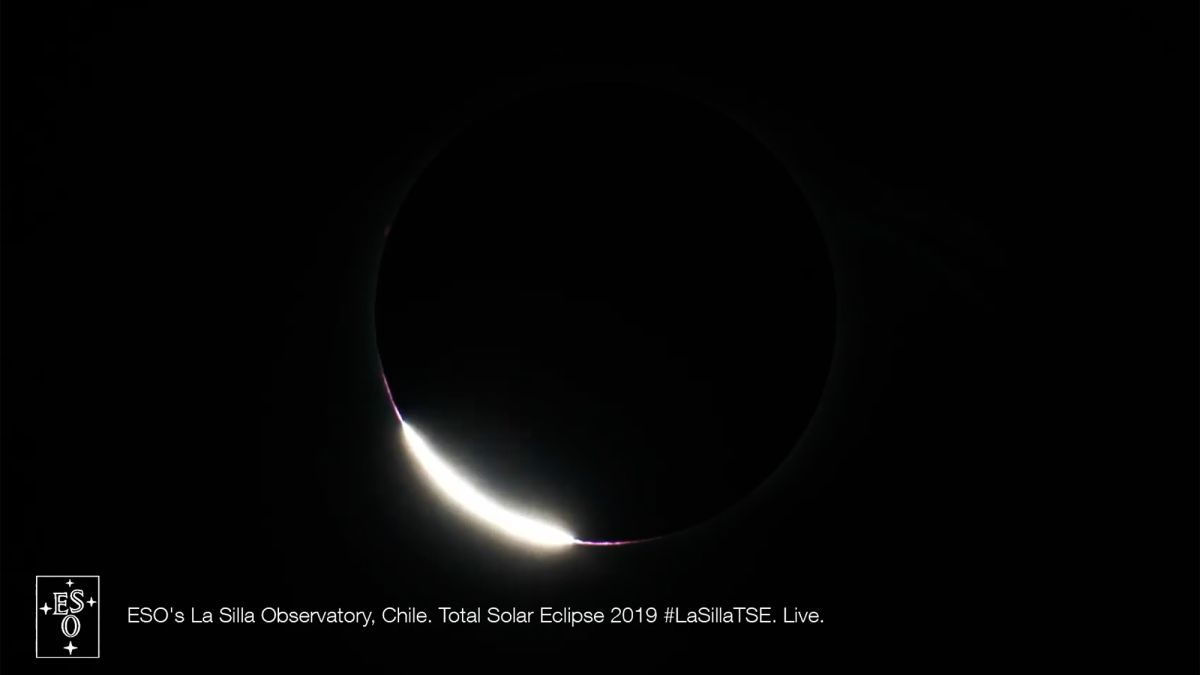 What the 2019 Total Solar Eclipse Looked Like Around the Web