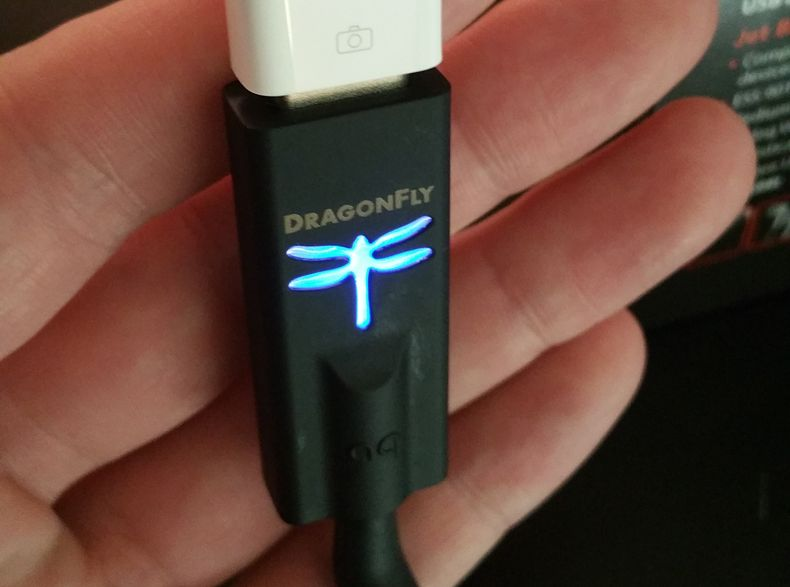 Audioquest's new DragonFly USB DACs work with phones and