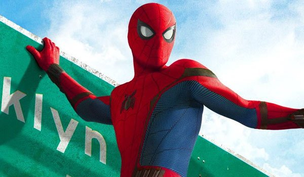 Spider-Man in Homecoming