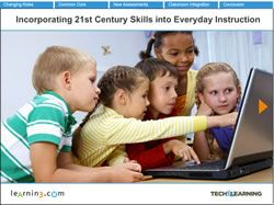 Incorporating 21st Century Skills into Everyday Instruction
