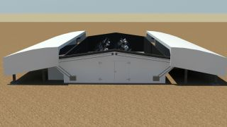 Next-Generation Transit Survey to Hunt Exoplanets on the Cheap