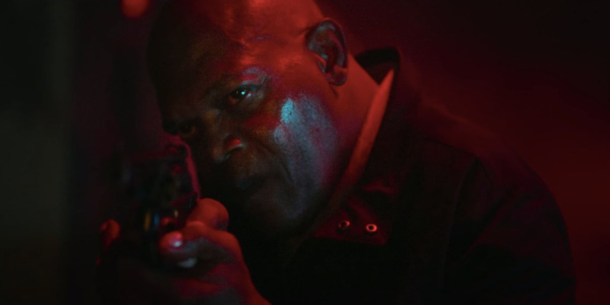 Chris Rock Is Deadly Serious And Samuel L. Jackson's In Deadly Trouble In Brand New Spiral From The Book Of Saw Trailer