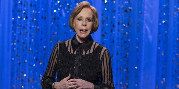 the carol burnett 50th anniversary special cbs