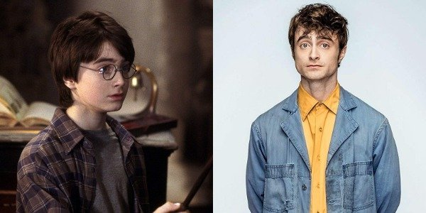Daniel Radcliffe as Harry Potter and then as Craig in Miracle Workers