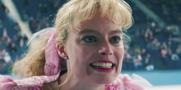 Margot Robbie playing Tonya Harding