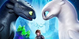 How To Train Your Dragon: The Hidden World Hiccup stands between Toothless and his love