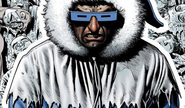 Captain Cold Leonard Snart