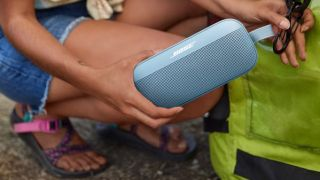 Bose's new waterproof Bluetooth speaker could be the perfect camping buddy