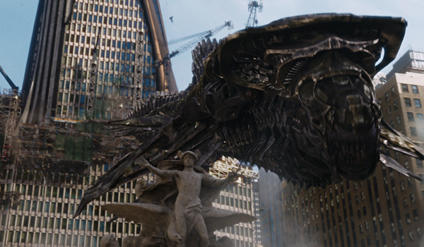 The Avengers Chitauri Leviathan