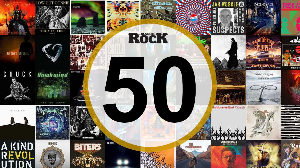 Classic Rock Magazine's 50 Best Albums of 2017 so far | Louder