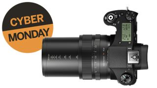 Sony RX10 Cyber Monday camera deal