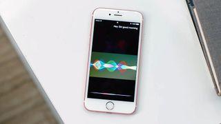 Siri iPhone SE