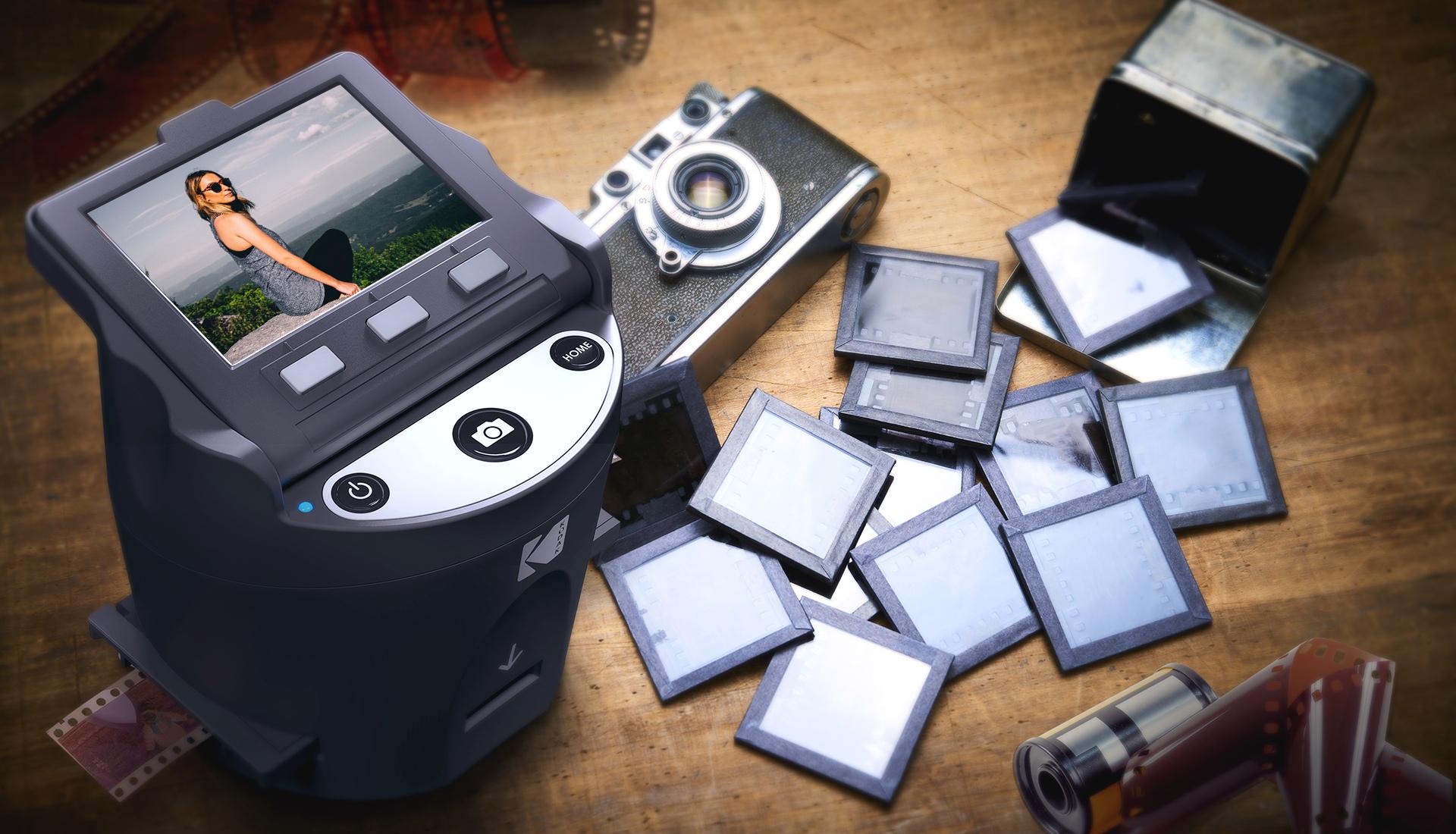 Mega Amazon deal on Kodak Scanza film scanner - just $127.99 | Digital Camera World
