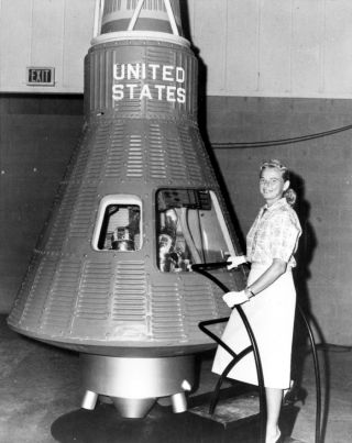 space history, women, nasa, flats