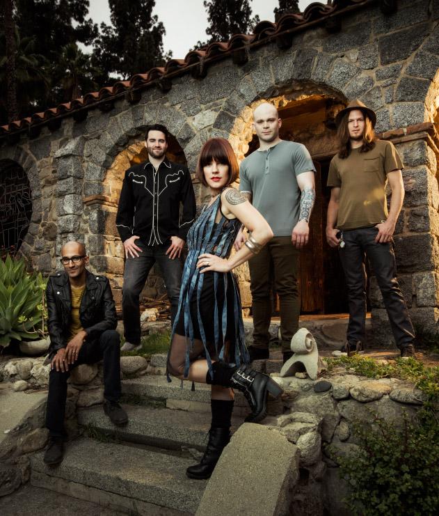 Flyleaf Guitarist Jared Hartmann Discusses the Band's New Album