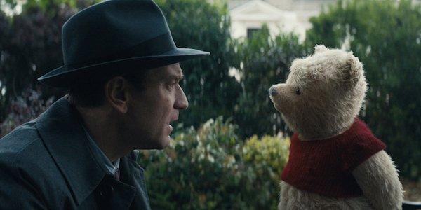 Christopher Robin Ewan McGregor Winnie The Pooh