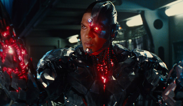 Cyborg Justice League Ray Fisher