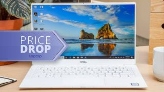 Dell XPS 13 deal with 4K touch screen now $327 off