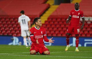 Liverpool v Real Madrid – UEFA Champions League – Quarter Final – Second Leg – Anfield
